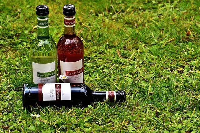 アメリカの常識:公園でのアルコール飲酒
