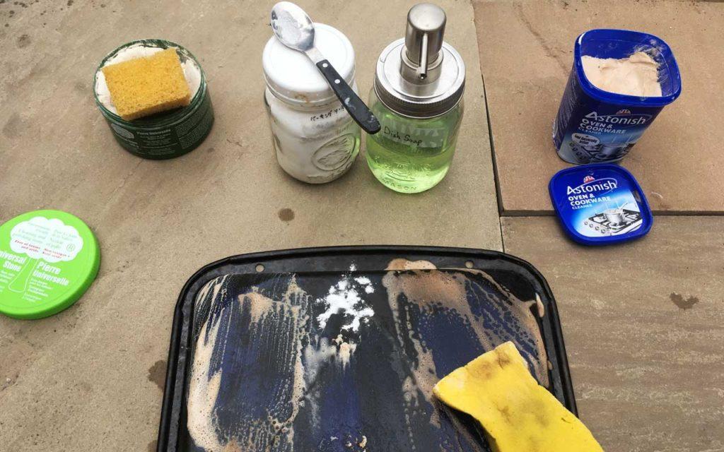 焦げ汚れがごっそり!金属別落とし方&洗剤の徹底比較