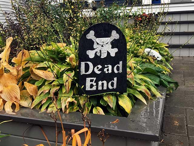 Dead End(行き止まり)