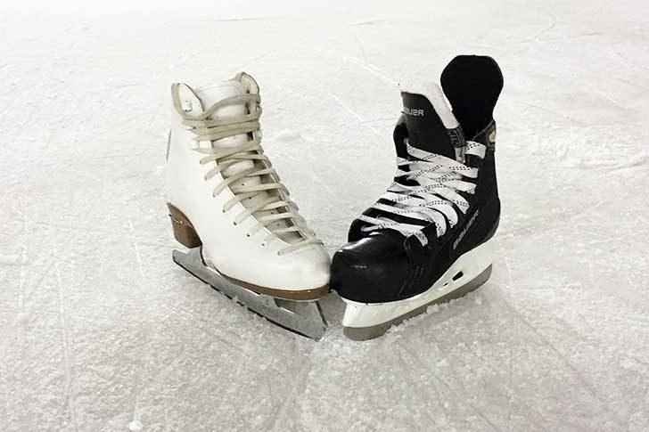 カナダの学校はアイススケート授業がある?!