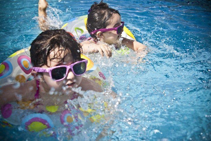 北アメリカはプールのない学校もある
