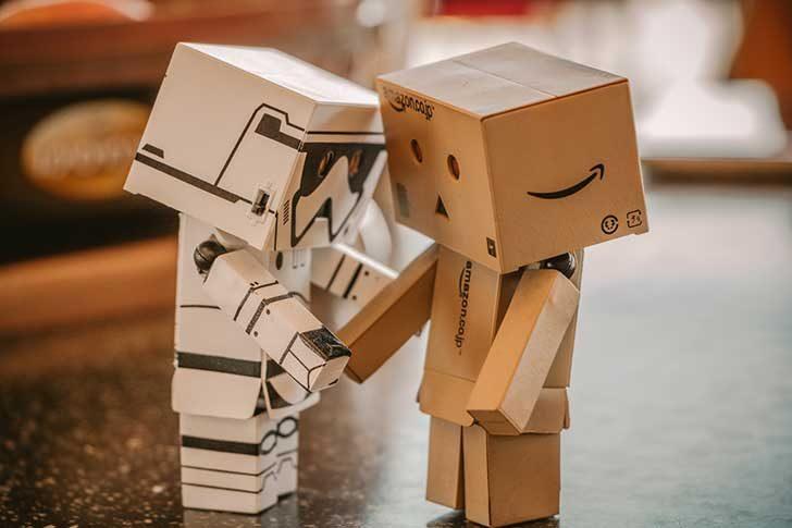 人工知能同士の会話