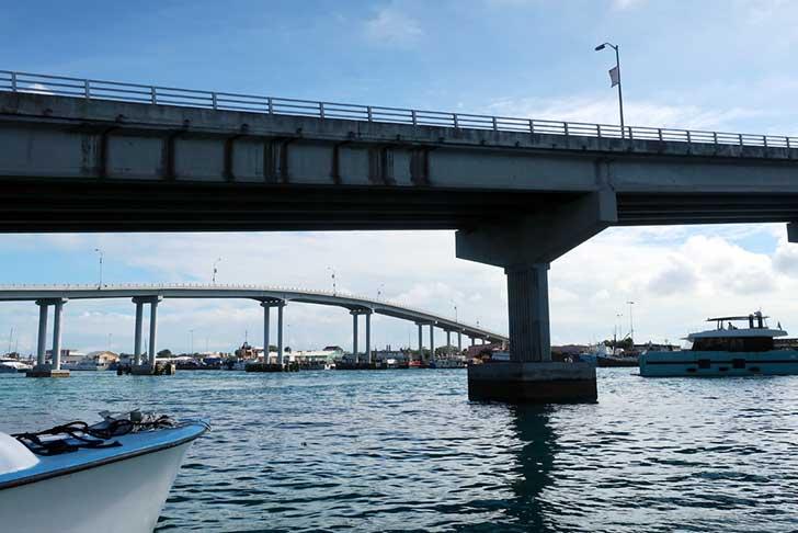 [バハマ]アトランティスへの橋